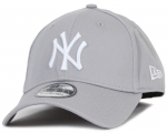 New Era - NY Yankees 39thirty Grey Medium-Large