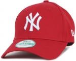 New Era - NY Yankees 9forty Punainen, säädettävä