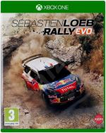 Sebastien Loeb Rally Evo Xbox One *käytetty*