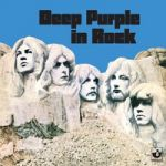 Deep Purple : In Rock LP, värivinyyli