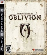 The Elder Scrolls IV: Oblivion  PS3 *käytetty*