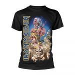 Iron Maiden Somewhere in Time Jumbo Print T-paita
