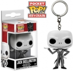 Pocket POP!: Nightmare Before Christmas - Jack Skellington Avaimenperä