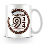 Harry Potter Kawaii Platform 9 3/4 muki