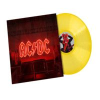 AC/DC : Power Up Keltainen Indie Retail LP