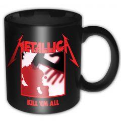 Metallica: Kill em All muki