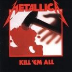 Metallica: Kill em All LP Remastered