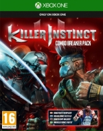 Killer Instinct Combo Breaker Pack Xbox One *käytetty*