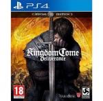 Kingdom Come: Deliverance PS4 *käytetty*