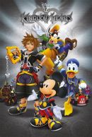 Kingdom Hearts Classic 61 x 91 cm Juliste