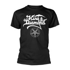 King Diamond Logo T-paita