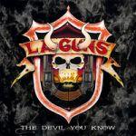 LA Guns : The Devil You Know CD