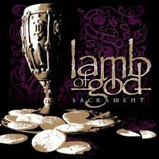 Lamb of God: Sacrament CD