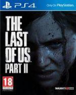 The Last of Us - Part II PS4 *käytetty*
