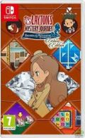 Layton's Mystery Journey: Katrielle and the Millionaires' Conspiracy Deluxe Edt. Nintendo Switch