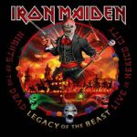 Iron Maiden : Nights Of The Dead, Legacy Of The Beast: Live in Mexico City 3-LP