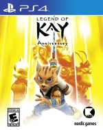 Legend of Kay: Anniversary  PS4