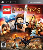 Lego Lord of the Rings PS3  *käytetty*