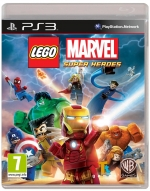 Lego Marvel Super Heroes PS3 *käytetty*