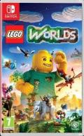 Lego Worlds Nintendo Switch *käytetty*