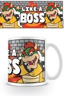 Nintendo Super Mario Like a Boss muki