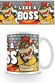 Nintendo Super Mario Like a Boss muki