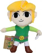 The Legend of Zelda Wind Waker Link Pehmolelu 17cm