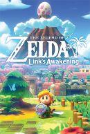 Legend of Zelda Links Awakening 61 x 91 cm Juliste