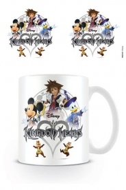 Kingdom Hearts Logo muki