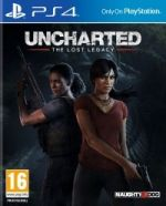 Uncharted - The Lost Legacy PS4 *käytetty*