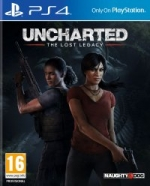 Uncharted - The Lost Legacy PS4