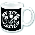 Lynyrd Skynyrd Biker Logo muki