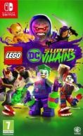 Lego DC Super Villains Nintendo Switch *käytetty*