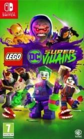 Lego DC Super Villains Nintendo Switch