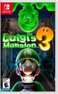 Luigis Mansion 3 Nintendo Switch *käytetty*