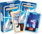 Star Wars Luke Skywalker pelikortit