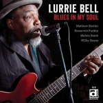 Bell, Lurrie: Blues in My Soul CD