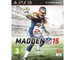 Madden NFL 15 PS3 *Käytetty*