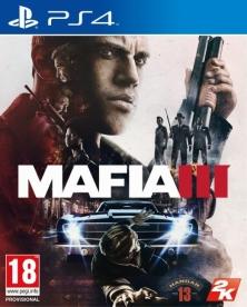 Mafia III PS4 *käytetty*