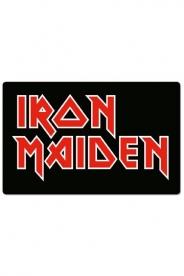 Iron Maiden Cutting Board Logo