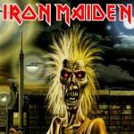 Iron Maiden: Iron Maiden LP