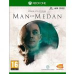 The Dark Pictures Anthology - Man of Medan Xbox One *käytetty*