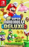 New Super Mario Bros. U Deluxe Nintendo Switch *käytetty*