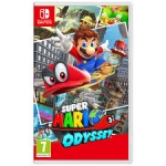 Super Mario Odyssey Nintendo Switch *käytetty*