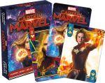 Marvel Captain Marvel Movie Pelikortit