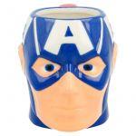 Marvel Captain America 3D Muki