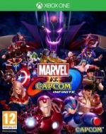 Marvel vs. Capcom - Infinite Xbox One *käytetty*