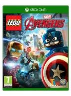 Lego Marvel Avengers Xbox One *käytetty*