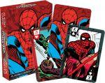 Marvel- Spider-Man Comics pelikortit