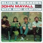 Mayall, John : Blues Breakers with Eric Clapton LP